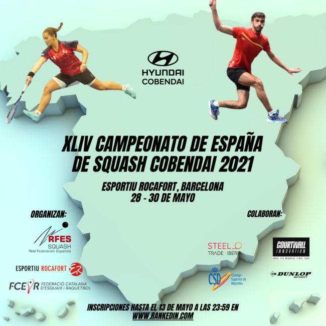Cómo seguir en directo el Campeonato de España Absoluto Cobendai 2021