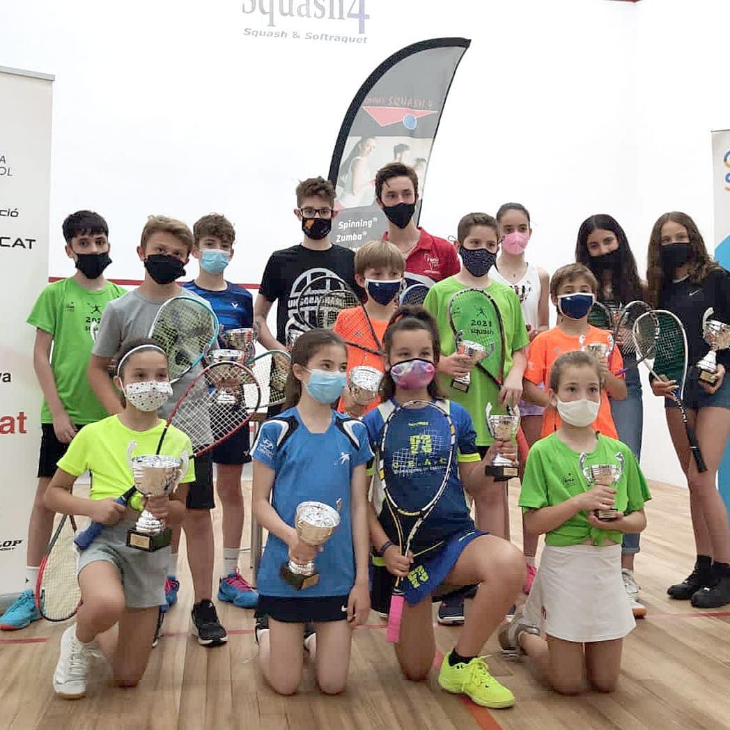 Campeonato squash