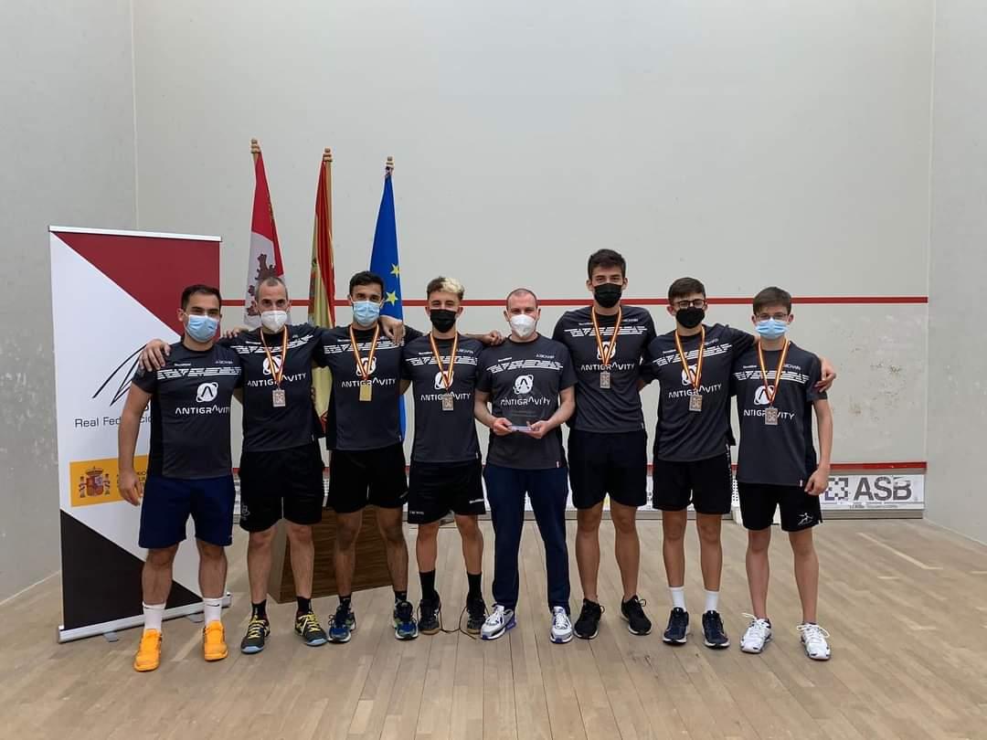Campeonato de España de Squash por Clubes