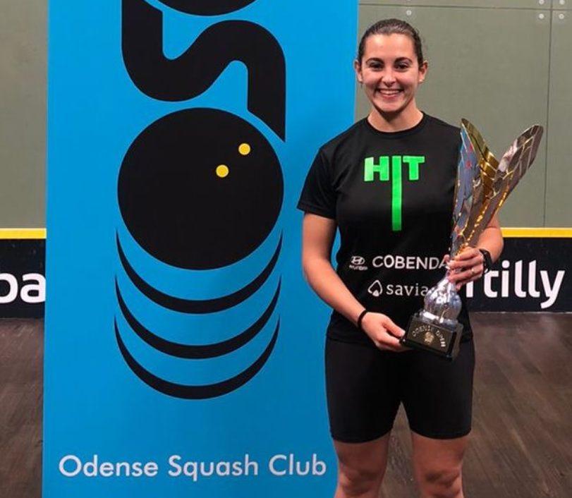 Cristina Gómez gana el Odense Open