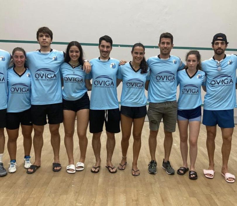 Galicia, campeona de España
